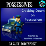 Possessives PowerPoint Lesson