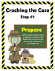 Cracking the Case: Reading Comprehension Strategy Activity
