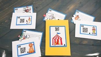Cracking the Classroom Code™ 2nd Grade Math Bundle Escape Room Games