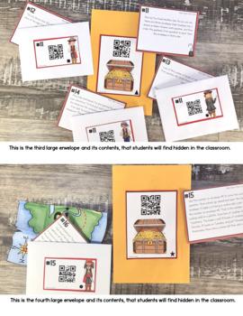 Cracking the Classroom Code™ 2nd Grade Math Review Escape Room