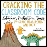 Cracking the Classroom Code™ 2nd Grade Measurement and Data Escape Room
