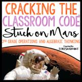 Cracking the Classroom Code™ 2nd Grade Math Escape Room