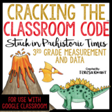 3rd Grade Measurement and Data Escape Room | Distance Learning Google Forms