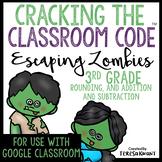 Halloween Escape Room 3rd Grade Math Cracking the Classroom Code™
