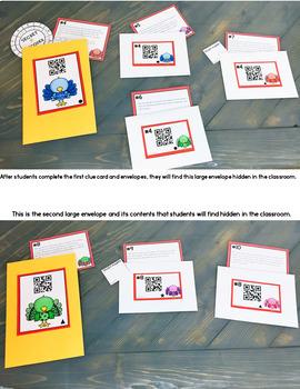 Cracking the Classroom Code™ 3rd Grade Thanksgiving Multiplication Escape Room