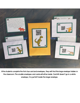 Cracking the Classroom Code™ 4th Grade Measurement and Data Escape Room