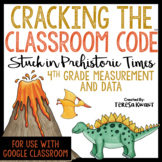 4th Grade Measurement and Data Escape Room | Distance Learning Google Forms