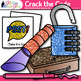Crack the Code Clip Art | Design Classroom Escape Games for Critical Thinking
