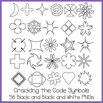 Cracking the Code Clipart
