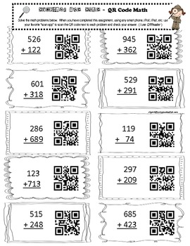 Cracking the Code - QR Code Addition