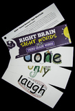 Craft Right Brain Dolch Third Grade Sight Words