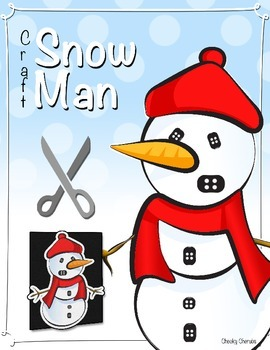 Snowman Craft - Activity