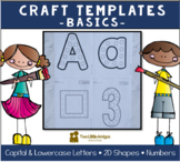 Craft Templates Series_Basics Bundle
