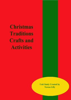 Christmas Tradition Fun Crafts and Activities