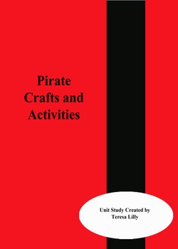 Pirates Crafts and Activities