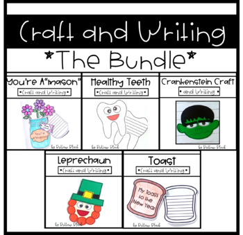 Craft and Writing- The Bundle