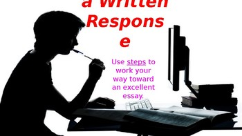 Crafting A Written Response