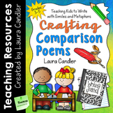 Poetry Writing: Crafting Comparison Poems with Similes and Metaphors
