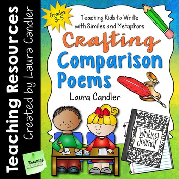 Crafting Comparison Poems with Similes and Metaphors