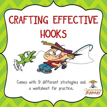 Crafting Effective Hooks when Writing Introductions