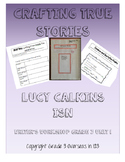 Crafting True Stories: Lucy Calkins Grade 3 Unit 1 ISN