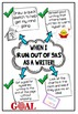 Crafting True Stories - Lucy Calkins Student Charts Writing