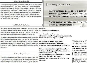 Creative Writing - Crafting the Writer