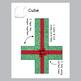 Craftivity: 3-D Christmas Shapes