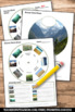 Biomes Activity, Word Wheel, Biomes Craft