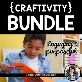 Craft Activity (Craftivity) Bundle