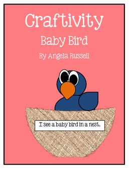 Craftivity ~ Baby Bird