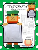 Craftivity: Leprechaun