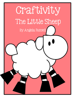 Craftivity - The Little Sheep