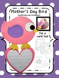 Craftivity: Mother's Day Bird