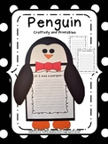Craftivity: Penguin