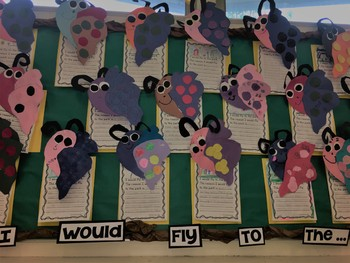 Butterfly Craft and Spring Activities for Kindergarten, First Grade & Second
