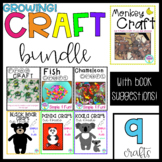 Crafts Bundle Pack! {7 Fun Animal Crafts}