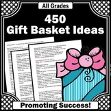 Crafts Recipes Gift Basket Ideas Student Council Fundraiser Ideas Teacher Gifts