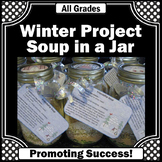 Winter or Christmas Crafts Student Counsel Entrepreneurship Fundraiser Gift Idea