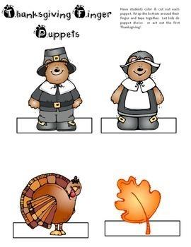 Crafts: Make-A-Puppet BUNDLE