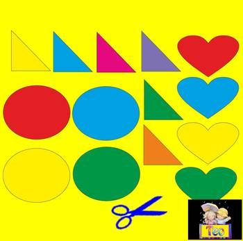 Crafts – Shapes - Art Activity - Back to school