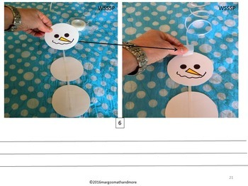 Crafts for Learning Writing, Sequencing, Position Words