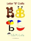 Crafts for Letter B
