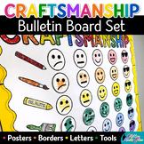 Craftsmanship Rubric for Visual Arts: Bulletin Board For E