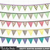 Clipart - Crafty Banners