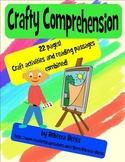 Crafty Comprehension!