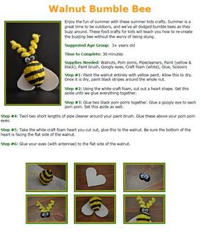 Crafty Critters: Think Spring Craft Bundle