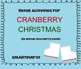 Cranberry Christmas Retell Activities