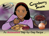 Cranberry Sauce - Animated Step-by-Step Recipe PCS