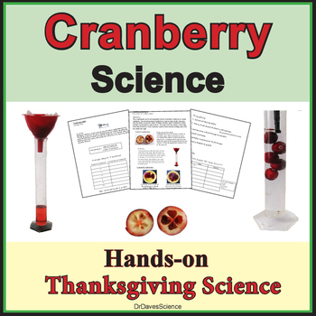 Cranberry Science and Thanksgiving Science